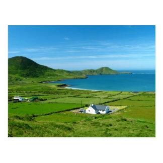 Cartão Postal O anel do Kerry