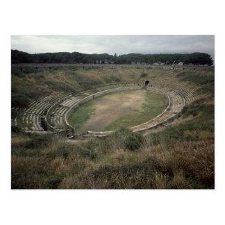 Cartão Postal O anfiteatro