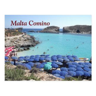 Cartão Postal O arquipélago de Malta