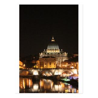 Cartão Postal O Basillica de St Peter