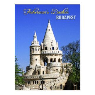Cartão Postal O bastião do pescador, distrito do castelo,