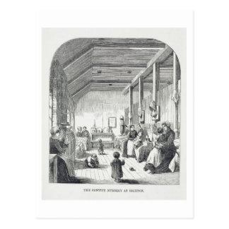 Cartão Postal O berçário do condenado em Brixton, 'do criminoso