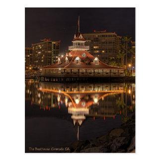 Cartão Postal O Boathouse, Coronado Califórnia