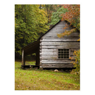 Cartão Postal O botão Ogle a casa, nacional de Great Smoky