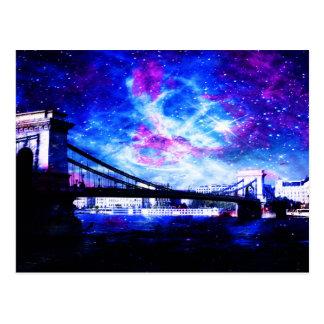 Cartão Postal O Budapest DreamsTake do amante um relance de um