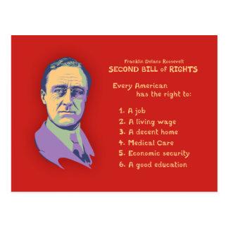 Cartão Postal ò Declaração de Direitos