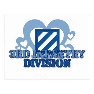 Cartão Postal ó Divisão de infantaria