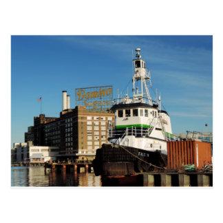 Cartão Postal O dominó adoça Baltimore