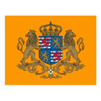 Cartão Postal O duque grande de Luxembourg, Luxembourg