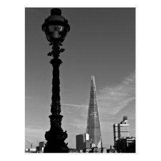 Cartão Postal O estilhaço Londres