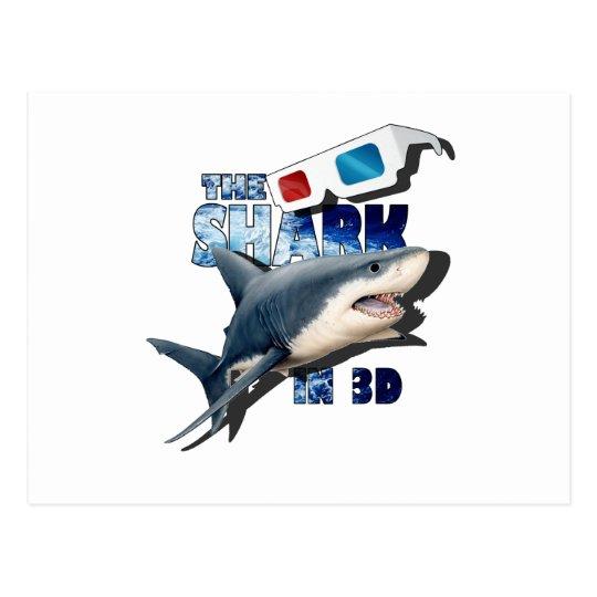 Cartão Postal O filme do tubarão
