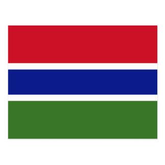 Cartão Postal O Gambia, Gabon