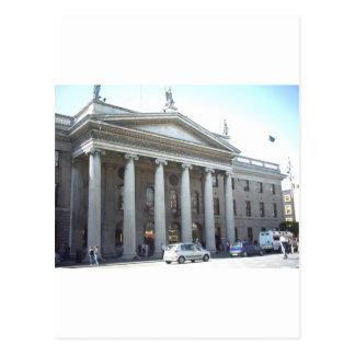 Cartão Postal O GPO, Dublin, Ireland
