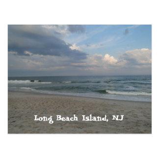 Cartão Postal O LBI bonito, NJ