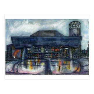 Cartão Postal O Lowry por Anthony McCarthy
