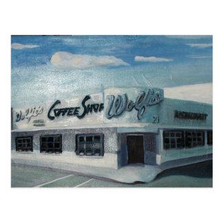 Cartão Postal O Miami Beach de Wolfie