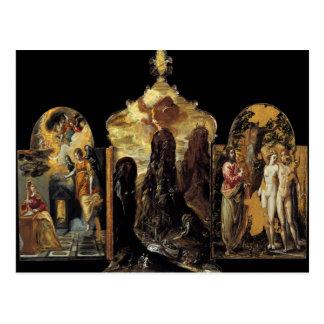 "Cartão Postal ""O Modena Triptych"