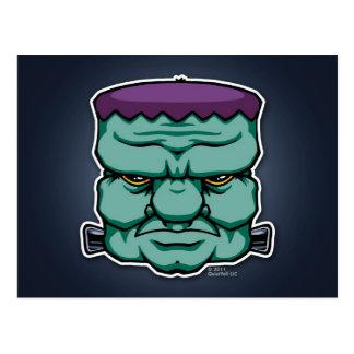 Cartão Postal O monstro de Frankenstein