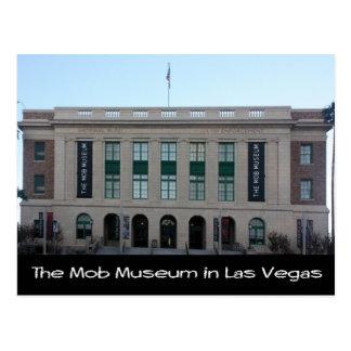 Cartão Postal O museu da multidão em Las Vegas