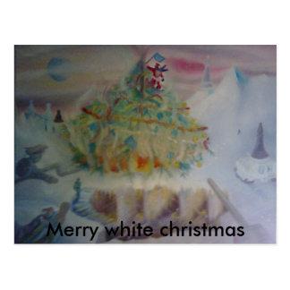 Cartão Postal o Natal da regência,