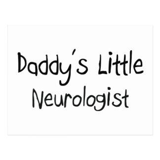 Cartão Postal O neurologista pequeno do pai