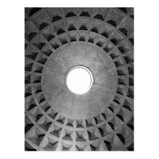 Cartão Postal O oculus