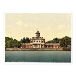 Cartão Postal O palácio de mármore, Potsdam, Berlim, Alemanha