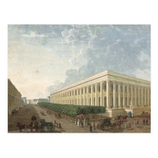 Cartão Postal O Palais de la a Bolsa