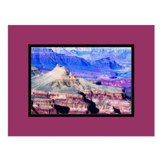 Cartão Postal O parque nacional do Grand Canyon