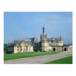 Cartão Postal O pequeno castelo