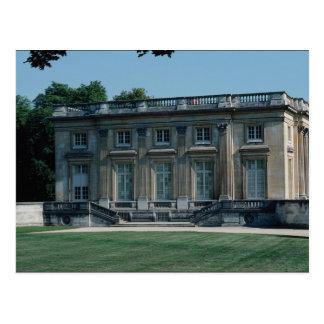 Cartão Postal O pequeno Trianon, 1762-64, arquiteto, J.A. Gabrie