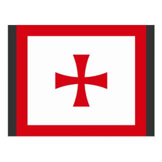 Cartão Postal o príncipe Bishopric Montenegro, Montenegro