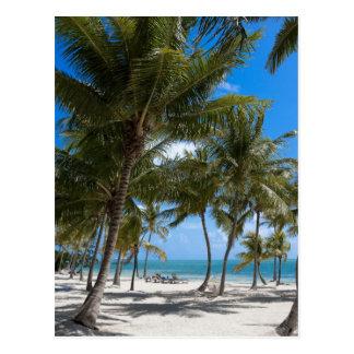 Cartão Postal O recurso das amarrações, maratona, Key West,