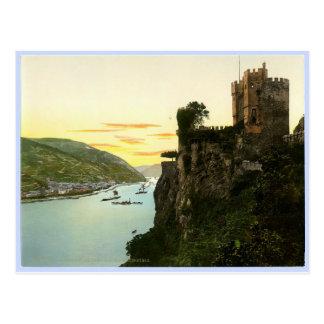 Cartão Postal O Rhine Alemanha