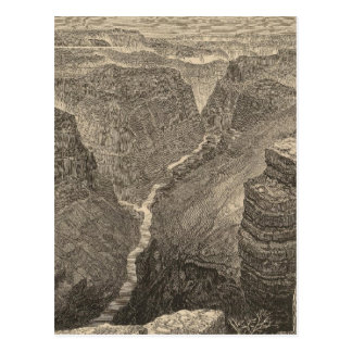 Cartão Postal O Rio Colorado