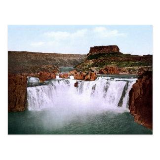 Cartão Postal O Shoshone cai rio Snake Idaho