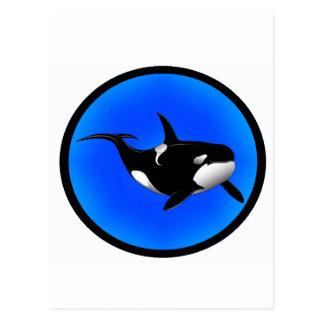 CARTÃO POSTAL O SONHO DA ORCA