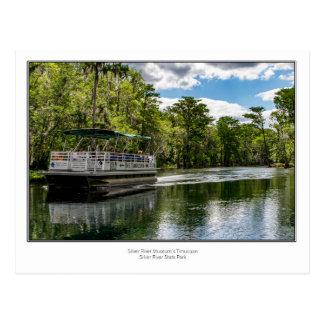 Cartão Postal O Timucuan no rio de prata