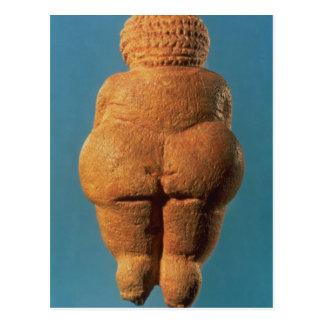 Cartão Postal O Venus de Willendorf