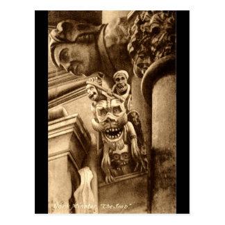 Cartão Postal O vintage 1912 gótico da catedral do Imp