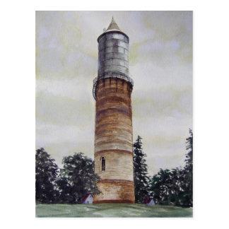 Cartão Postal O Watertower-cartão do século