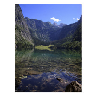 Cartão Postal Obersee