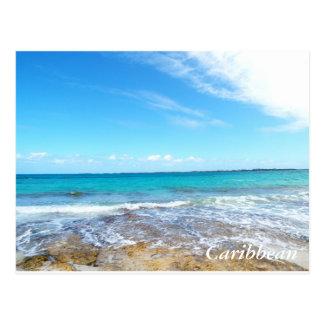 Cartão Postal Oceano