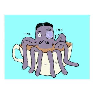 Cartão Postal Octoposh