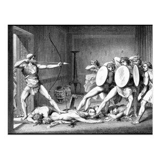 Cartão Postal Odysseus
