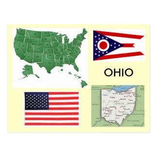 Cartão Postal Ohio, EUA