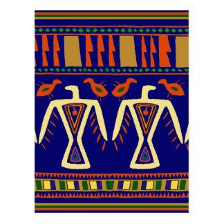 Cartão Postal Ojibway Eagles