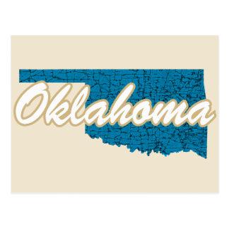 Cartão Postal Oklahoma