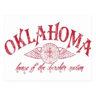 Cartão Postal Oklahome