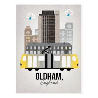 Cartão Postal Oldham
